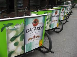 Pedicab Ad